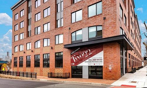 Building Entrance (Avenue E/21st Street)